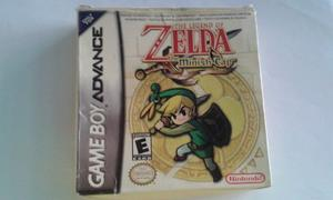 Juego De Game Boy Advance (The Legend Of Zelda)