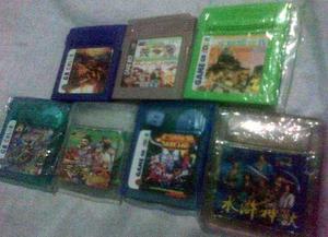 Juegos De Gameboy Color Chinos