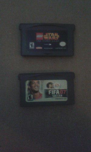 Juegos Game Boy Advance Originales