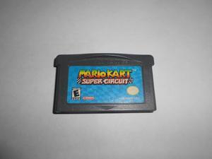 Mario Kart. Original. Game Boy Advance