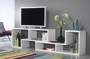 Mueble Multifuncional Minimalista Para Tv