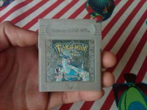 Pokemon Silver. Game Boy Color.