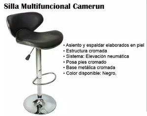 Silla Multifuncional Camerún