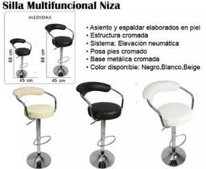 Silla Multifuncional Niza