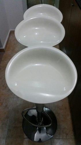 Silla Para Tope Modelo Parma Color Blanco