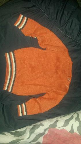 Sweter Para Bebe De Lana Importados Nuevos