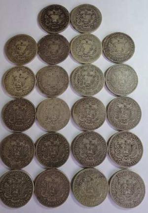 Colección De Fuertes De Plata 22 Piezas