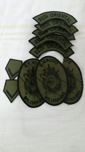 Parches Militares