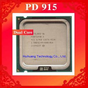 Procesador Intel Pentium D ghz/4m/800fsb Oferta!!!