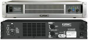Qsc Plx , Dbx, Rcf,denon, American Audio, Dj Rack, Case