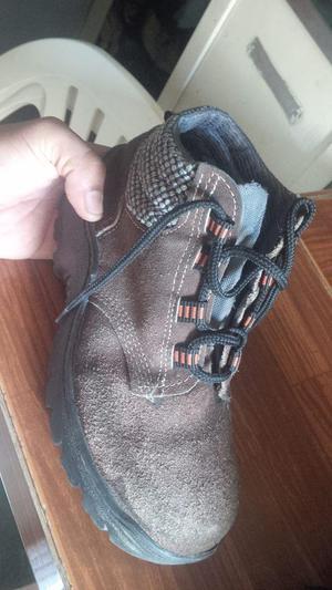 botas de seguridad talla 37