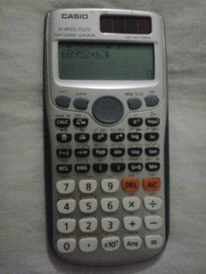 Calculadora Casio Fx 991 Es Plus