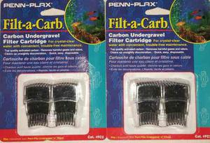 Cartuchos Para Filtros De Fondo Penn Plax