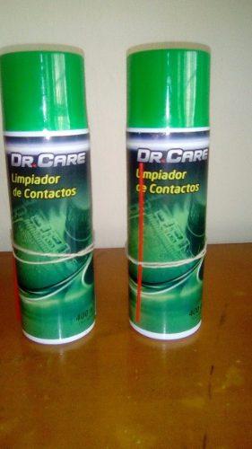 Limpiador De Contacto Electrónico 400 Ml Dr. Care