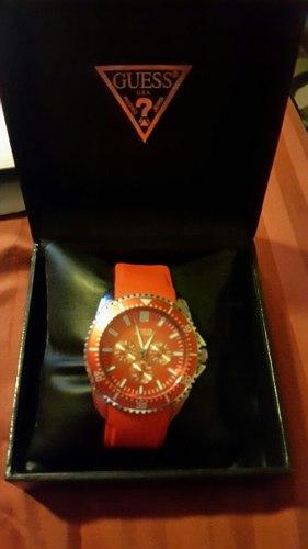 Reloj Guess Original De Caballero