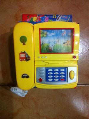 Teléfono De Juguete Para Niños - Teléfono De Juguete