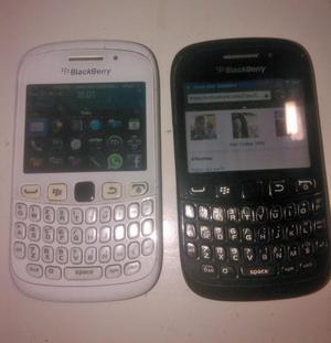 2 Blackberry Curve  Liberados