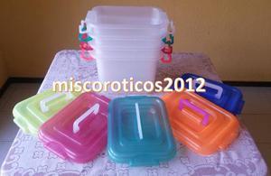 Caja Plastica Multiusos De 7 Litros