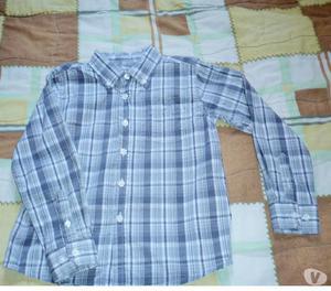 Camisa Manga Larga para niños