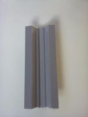 Conector Flexible Para Rodapie De Aluminio 15 Cm