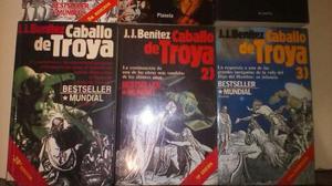Libros Caballo De Troya Del 1 Al 6
