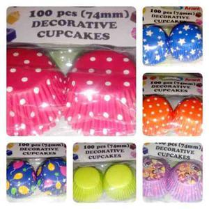 Mini Capacillos X 100 Cupcakes O Dulces Candy Bar Fiesta
