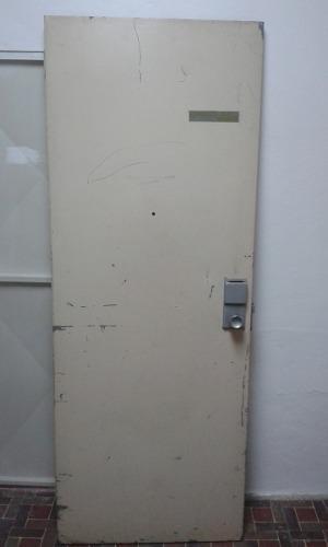 Puerta De Hierro Multi Lock Negociable