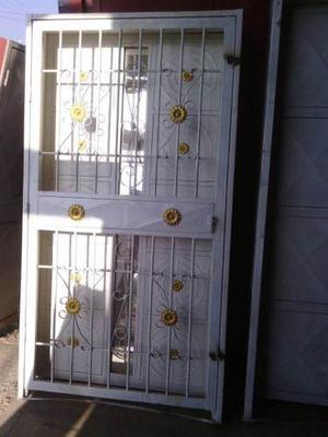 Puertas De Metal Para Casas. Cheap Puertas De Hierro Para Casas ...