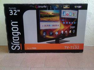 Televisor Siragon 32 Smart-tv  Negociable