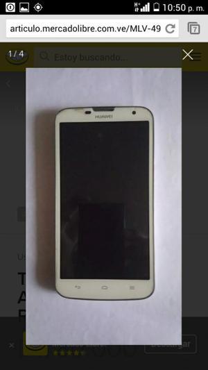 Vendo Telefono Hauwei G730