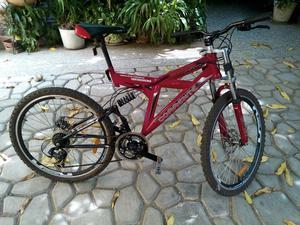 Bicicleta Corrente Modelo Autana Rin 26