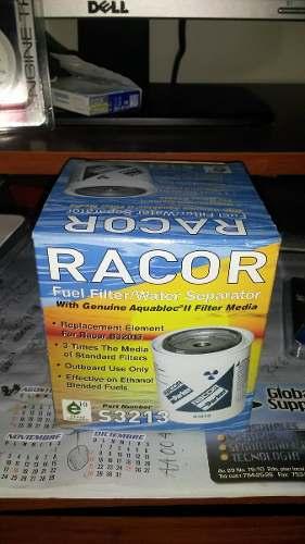 Elemento Racor Filtro Original Separador De Agua S