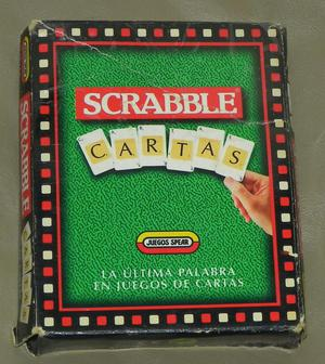 Cartas juego de mesa posot class for Precio juego scrabble mesa