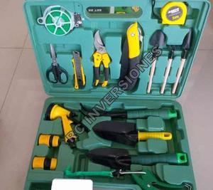 Kit De 16 Herramientas Para Jardineria