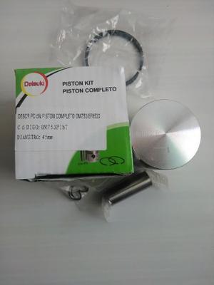 Piston 753 Y Efco  Completo Desmalezadora Oleomac