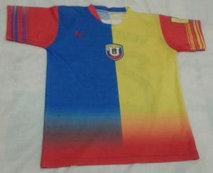 Uniforme Futbol Ucv Aragua