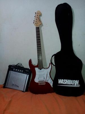 Vendo Guitarra Washburn Nueva