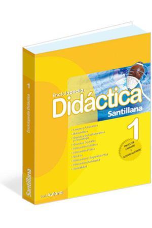 libro enciclopedia didactica 1 y 6 grado
