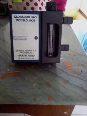 Clorador A Gas Para Piscinas