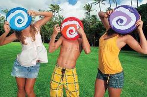 Frisbee Inflable Intex Piscina Playa Juego Dia Del Niño