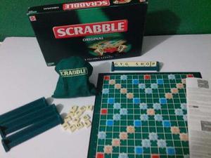 Juego De Mesa Scrabble, Perfecto Estado