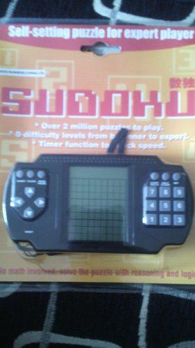 Juego De Sudoku Electronico