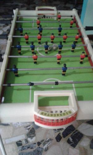 Mesa De Juego De Futbol Niños Y Grandes Buenas Condiciones