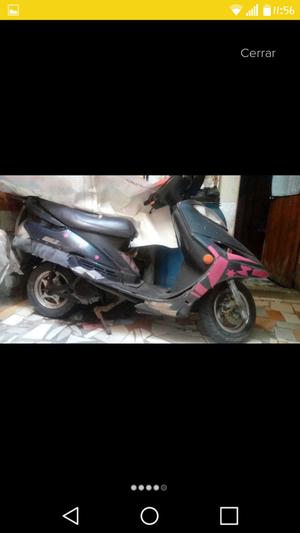 Moto geely 150cc.usada para reparar negociable se aceptan