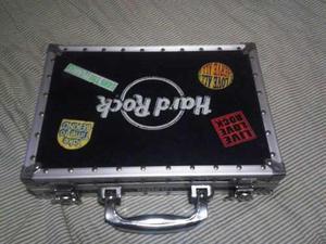 Set De Fichas De Poker Hard Rock 200 Fichas