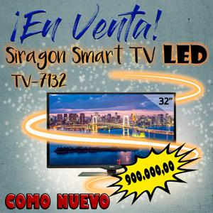 Siragon Smart TV LED 32 TV