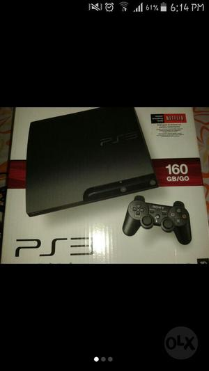 Ps3 Playstation 3 de 160gb Play 3
