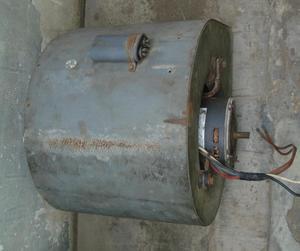 Motor Blower Soplador 220V 1/2 Hp Tipo Caracol