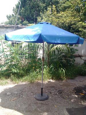 Toldo sombrilla para mesa jardin playa piscina posot class for Sombrillas para piscinas