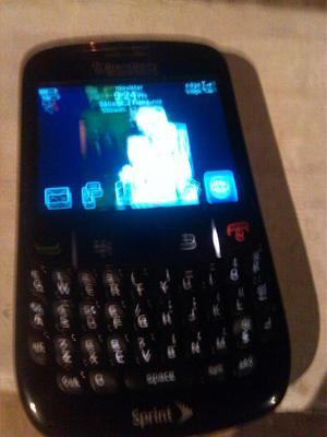 Telefono Blackberry Geminis